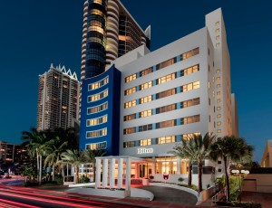 Hilton Hotels & Resorts w mieście Miami Beach
