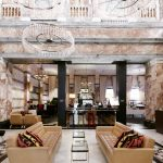 The Trafalgar Hotel w Londynie
