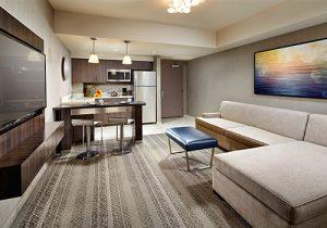 Hotel Hilton Bayside Campus